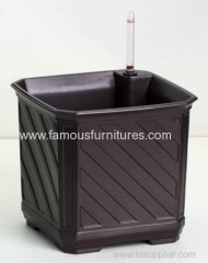 plastic PP flower pot