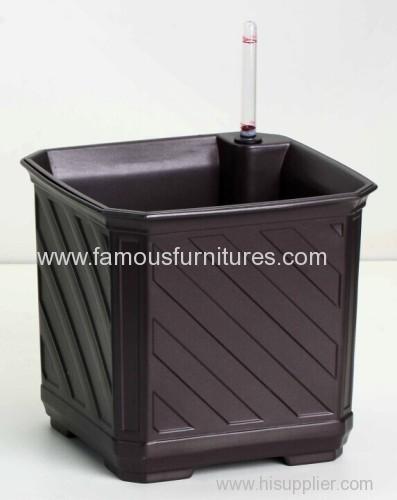 plastic PP flower pot