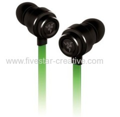 Wholesale High Quality Razer Adaro In-Ear Analog Earphones with 3.5mm Jack