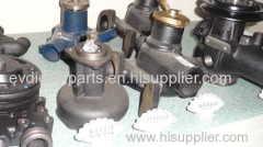HINO engine F17C F20C F17E F17D water pump