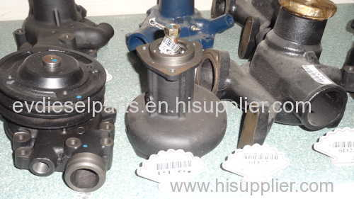 ISUZU Diesel Parts Water Pump 4BB1 4BB1T 4BC2 4JB1 4JB1T Oil