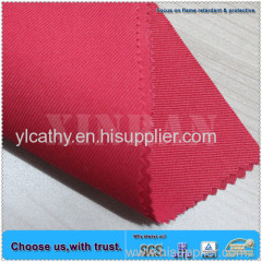 EN11612 flame retardant cotton fabric with THPC