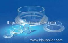 high quality quartz flange
