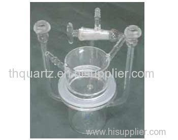 quartz reactor quartz reactor A