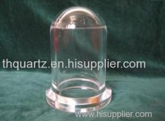 quartz glass shade cover