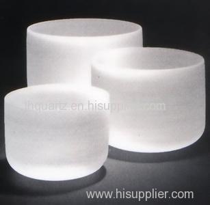 high quality quartz crucible