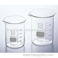quartz beaker quartz beaker A