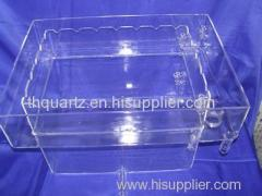 quartz cylinder side quartz product