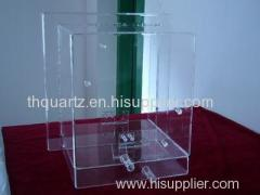 Quartz cylinder side quartz tube