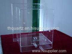 Tubo di quarzo quarzo cilindro laterale