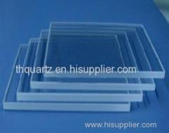 Quartz Sheet quartz tube