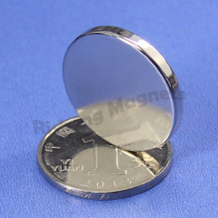 N42 neodymium magnets for sale disc magnetic D25 x 3mm super strong magnet