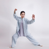 Tai Chi clothing/ monk robe/ yoga-meditation clothing/ acrylic scarf/long scar