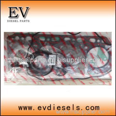 YANMAR spare parts 3TNE88 3TNV88 3D88 piston ring liner set
