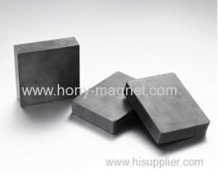 Bonded neodymium permanent rectangular magnets