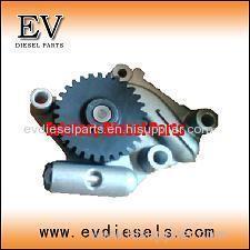 YANMAR water pump 4TNE98 4D98E oil pump forklift parts