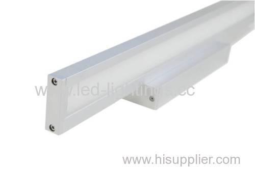 Slim italy design aluminum material 12W