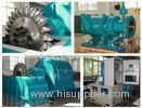 50HZ / 60HZ Water Power Hydraulic Power Generator With Vertical / Horizontal Shaft