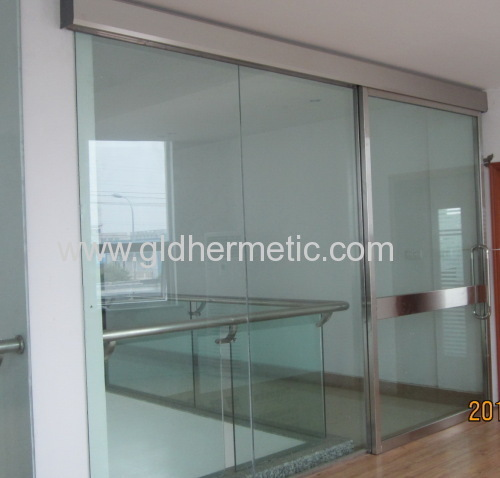Automatic Hermetically Sealing Sliding Glass Door For Icuccu From