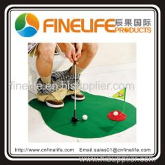 Toilet Golf Indoor Mini Golf Game