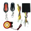 remote control burglar alarm motorcycle