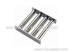 Promotional strong plated n33m permanent ndfeb magnet bar