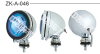 Zk-A-046 universal fog lamp with LED aperture