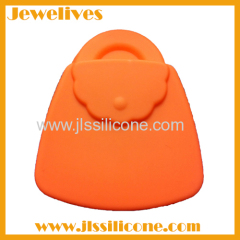 Silicone cake mold waterproof bag shape