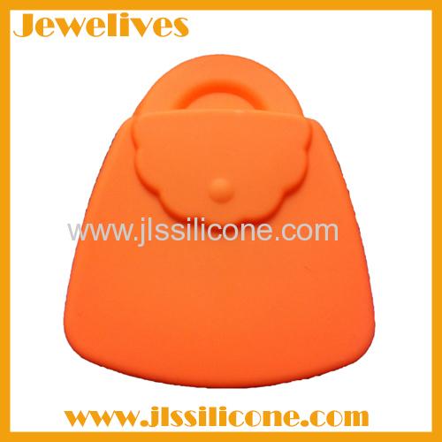 Silicone cake mold waterproof bag shape