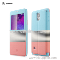 BaseusIDEM New design Particularly well series for Samsung phone casephone cover for Galaxy note4 Contrasting China