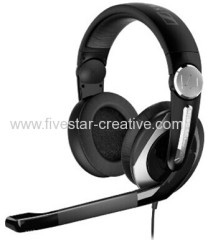 New Sennheiser PC 333D G4ME Premium Gaming Stereo Headphones with Noise Canceling MIC