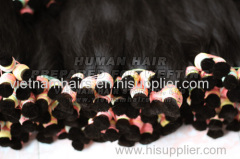 Human hair product, weaving hair, hair extensions