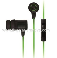 Razer Hammerhead Pro In-Ear PC and Music Sound Isolating Headset Black