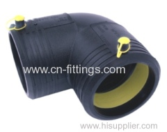 hdpe electro fusion 90 degree elbow fittings