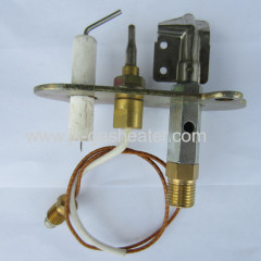 One Way Gas Pilot Burner