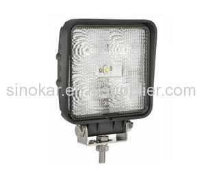 15W Auto LED Work Light