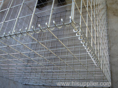 Welded Panel Gabion Stone Netting Box