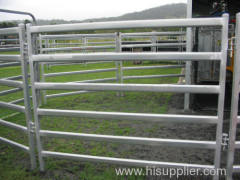Strong Cattle Rail Fence Panel