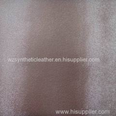 Semi PU Upholstery leather for Decaration