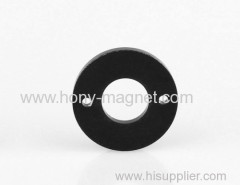 Bonded neodymium custom magnets