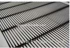 PP Uniaxial Geogrid CE High Strength Geosynthetic For Seawalls