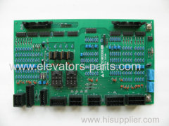 Mitsubshi elevator parts P203703B000 G01 lift parts pcb original new