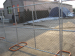 6ft by 12ft Temporary Chain Link Fence Panel for Events