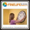 10'' Round plastic quartz wall clock