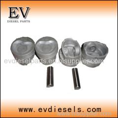 forklift parts S3L S3L2 piston ring S4Q cylinder liner kit