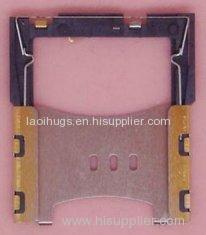 iPhone 3g SIM card tray iphone 3GS socket chrome sim card holder