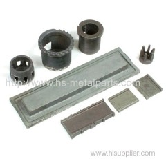 Custom alloy die casting spare parts