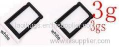 New SIM Card Slot Tray Holder For APPLE iPhone 3G 3GS White