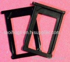 New SIM Card Slot Tray Holder For APPLE iPhone 3G 3GS Black