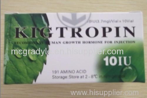 Kigtropin hgh human growth 191AA quality hormone 100% real stuff fast safe delivery
